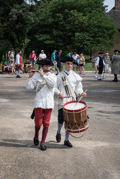Williamsburg Day 5