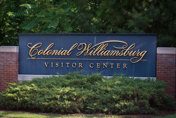 Williamsburg Day 6