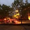 5am fire alarm in Natick hotel