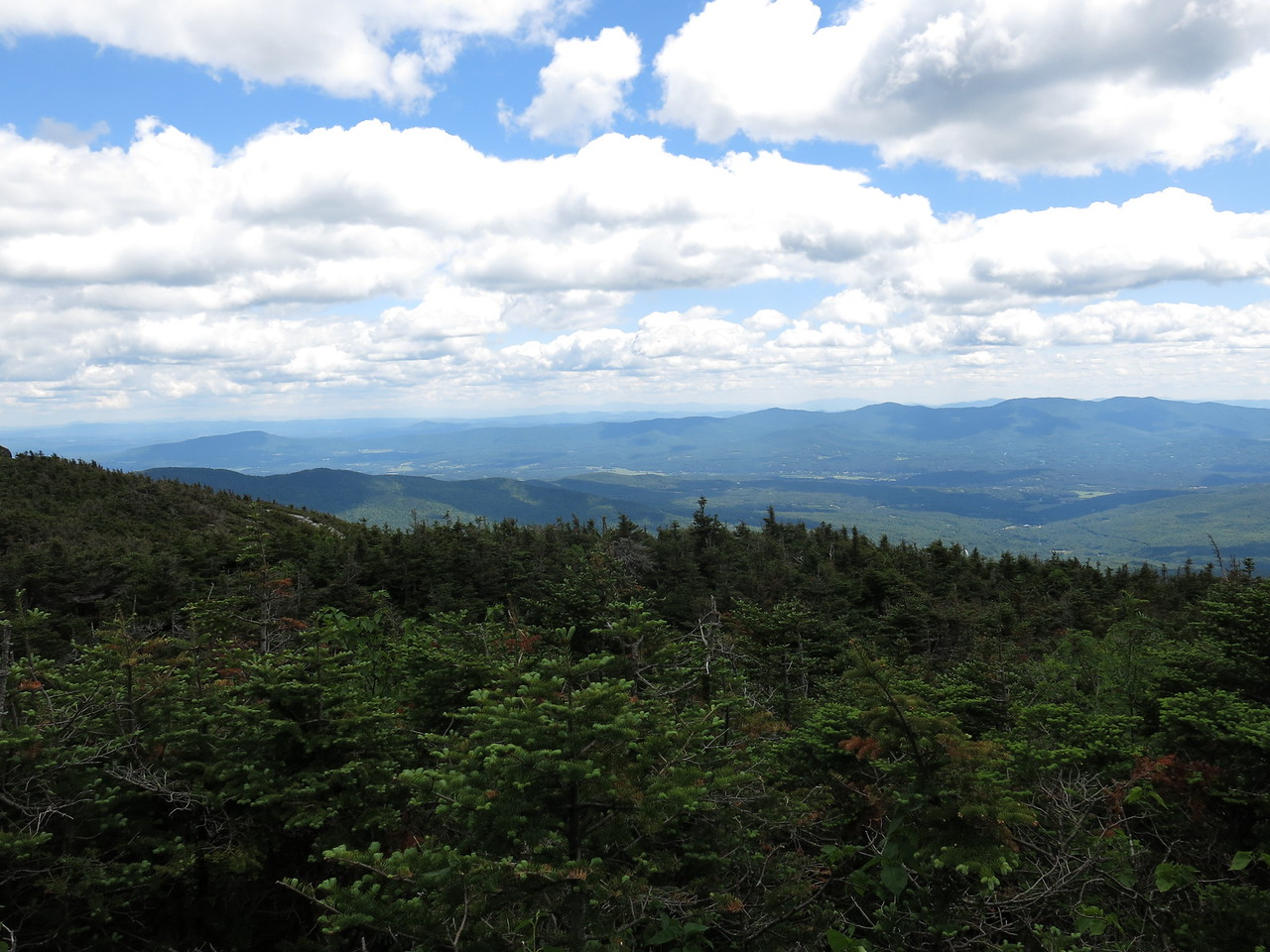 Mt. Mansfield Hike, Vermont High Point