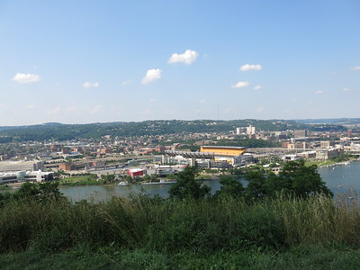 Mt. Washington Hike, Pittsburgh