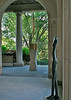 Rockefeller Estate ~ Brancusi and Giacometti sculptures