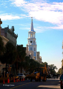St. Michael's, Charleston, SC
