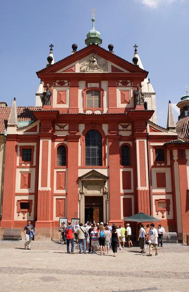 St George's Convent Prague Castle