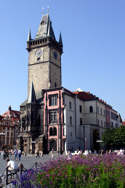 Old Town Hall Prague