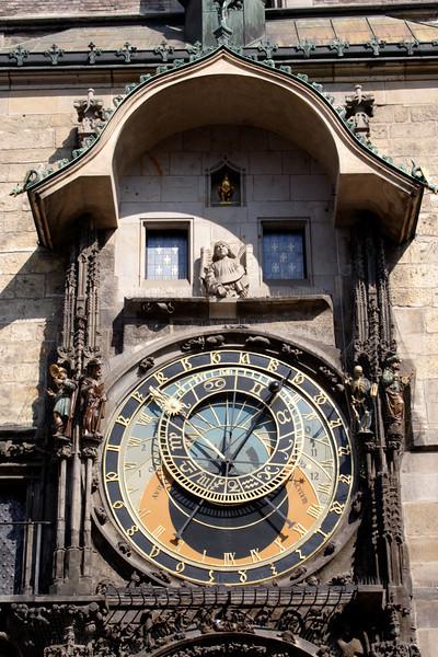 Astronomical Clock Old Town Hall Prague
