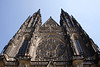 St Vitus's Cathedral Prague Castle