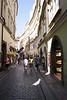 Street in Old Town Prague
