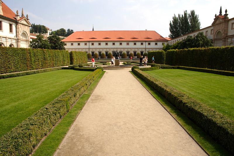 Wallenstein Palace Garden Prague