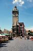 Clock Tower Old Town Hall Prague