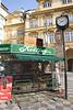 Kiosk at Little Quarter Square Prague