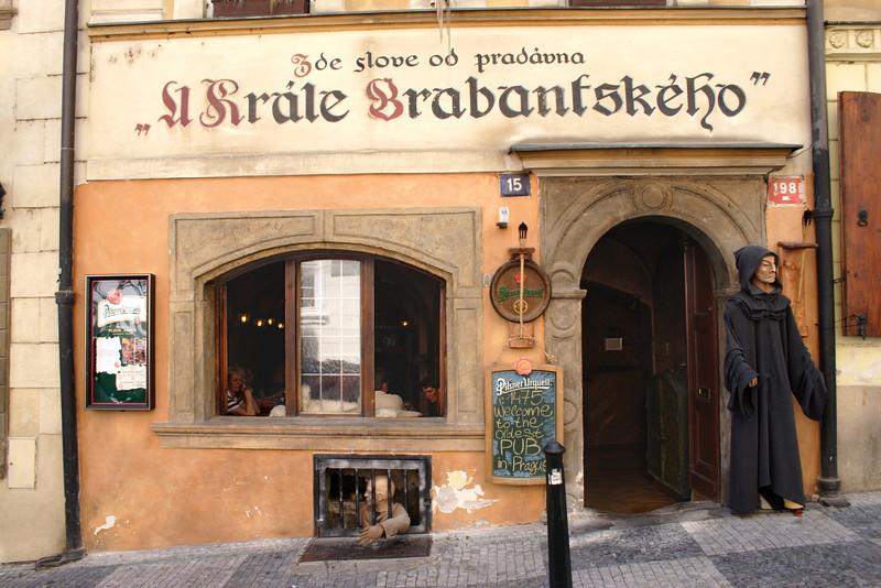Oldest Pub in Prague