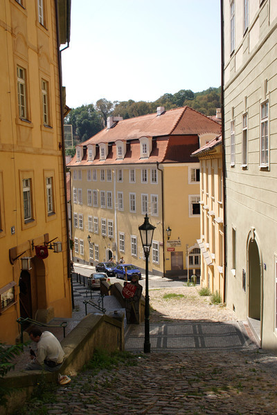 Little Quarter Prague