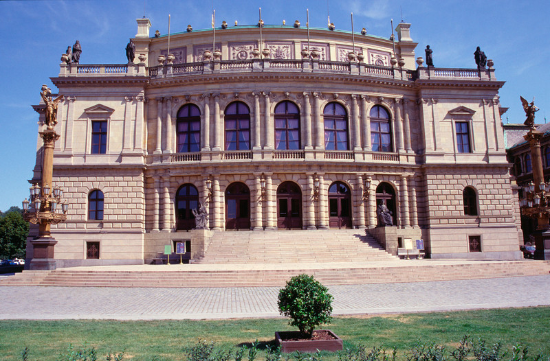 Rudolfinum Concert Hall Prague