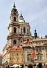 Church of St Nicholas in Little Quarter Prague