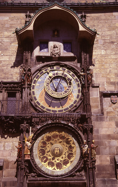Astronomical Clock Old Town Hall Prague
