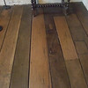 Floorboards.