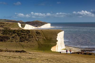 Cliffs and Belle Toute