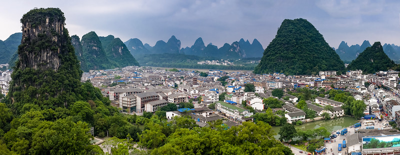 Yangshuo City