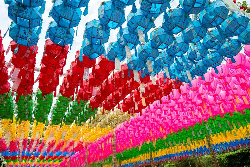 Sokkuram Paper Lanterns