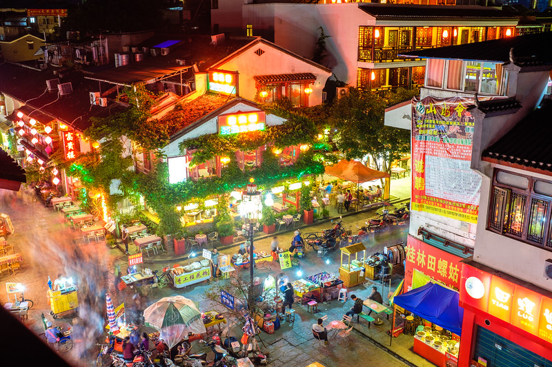 Yangshou Night Market
