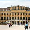 Schloss Schönbrunn, Vienna Austria. The Hapsburgs summer home (all 1400+ rooms)