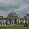 the Reichstag, Berlin Germany