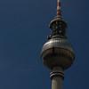 Berlin TV Tower, East side; Alexanderplatz, Berlin Germany
