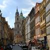 Old town Prague, St Nicolaus Church