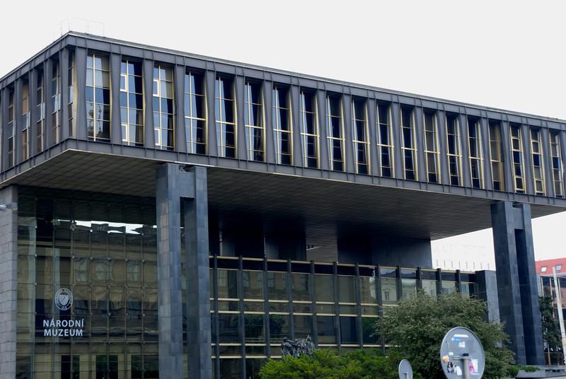 Na'radne Muzeum National Museum, Prague, Czech Republic