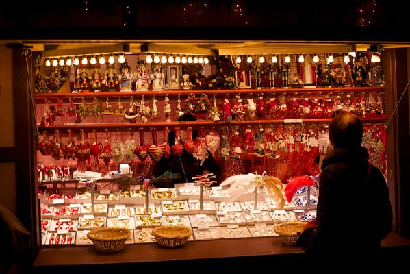 xmas Market in Colmar