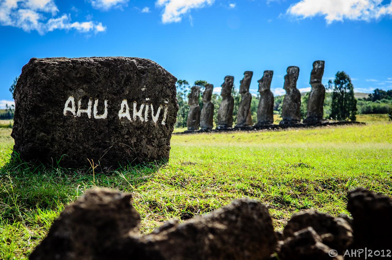 Ahu Akivi