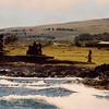 Easter Island is 70 square miles, the same size as Niihau.