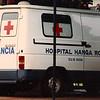Hanga Roa's ambulance.