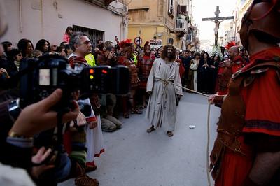 Via Crucis, Marsala.