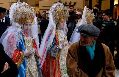 Le Veroniche, Via Crucis, Marsala.