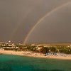Double rainbow, Grand Turks