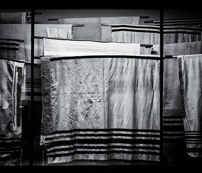 The Tallit (Prayer Shawls)