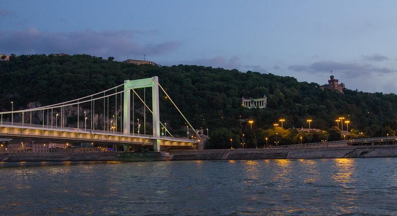 The Elisabeth Bridge