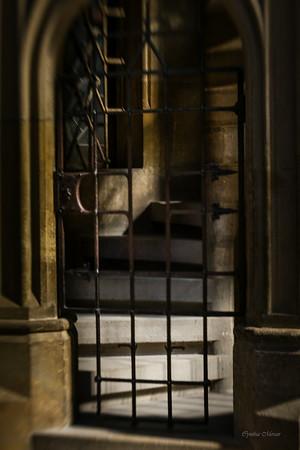 St. Vitus Cathedral interior details