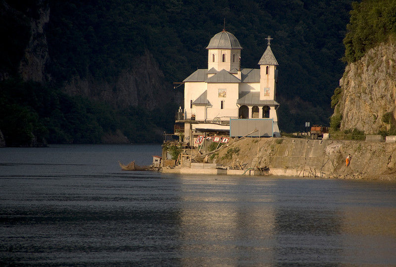 Church on Danube