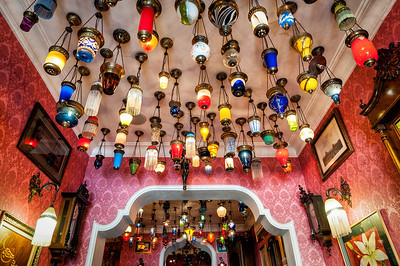 Multitude of Lamps
