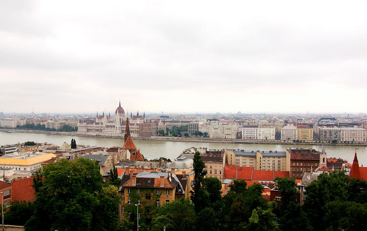 Budapest & river