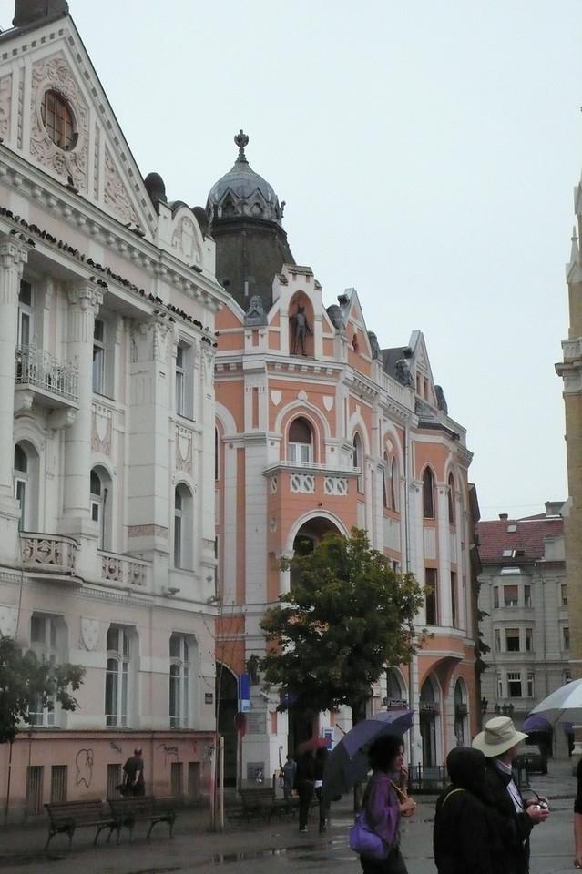 Rainy Day in Serbia