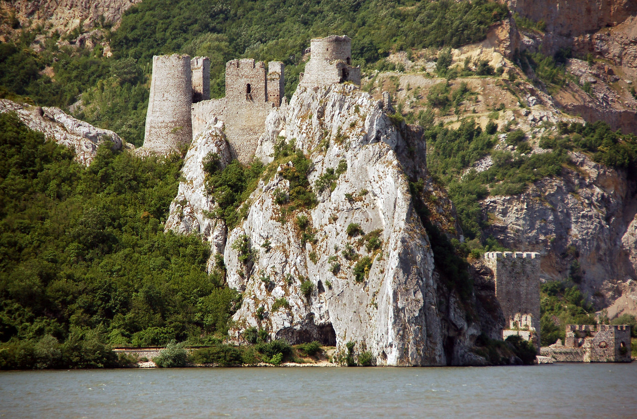 Fortress on Danube