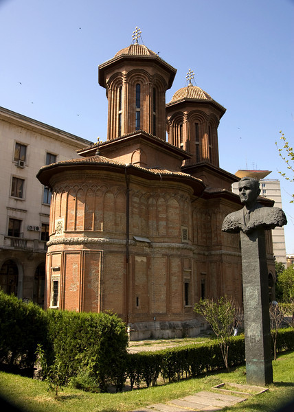 Church in Bucharest