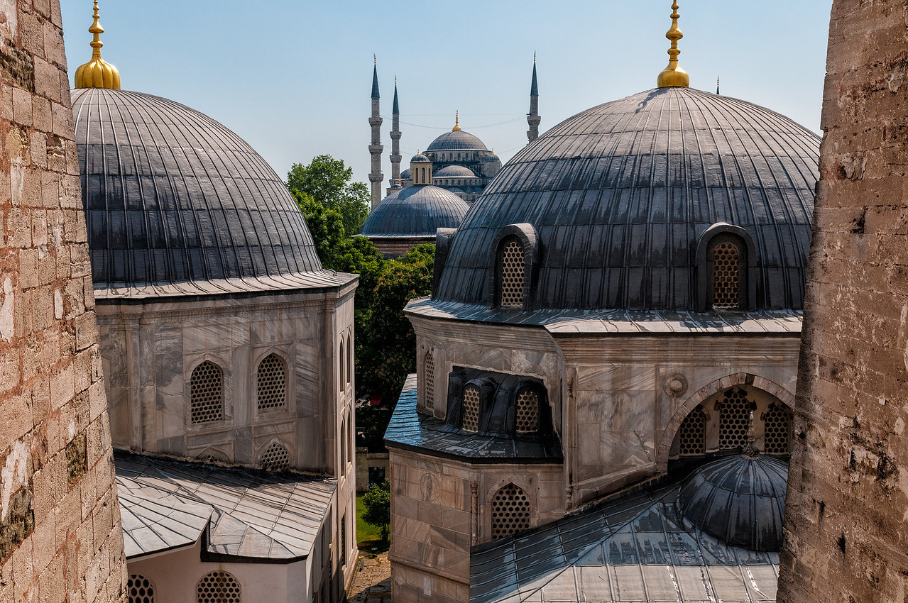 Domed Roofs