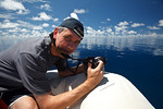 Photographer Cor Bosman in Papua New Guinea