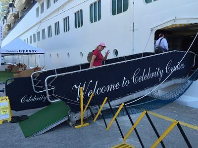 X-Equinox:  Eastern Med Cruise 2015