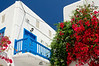 _D7K2399 Bougainvillea and Balcony, Mykonos